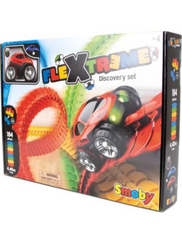 Smoby Rennbahn Flextreme Discovery Set