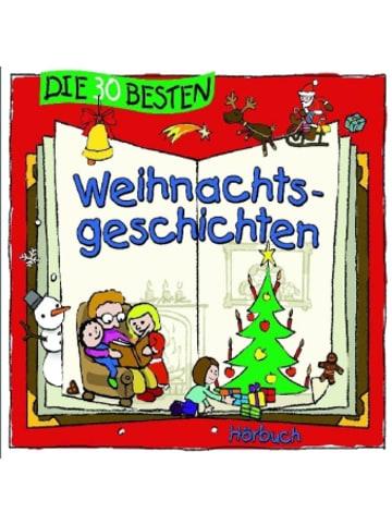 Universal Music Die 30 besten Weihnachtsgeschichten, 2 Audio-CDs