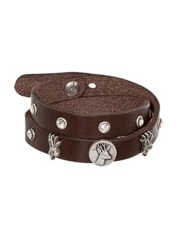 Sima Armband 55103 Nappa braun