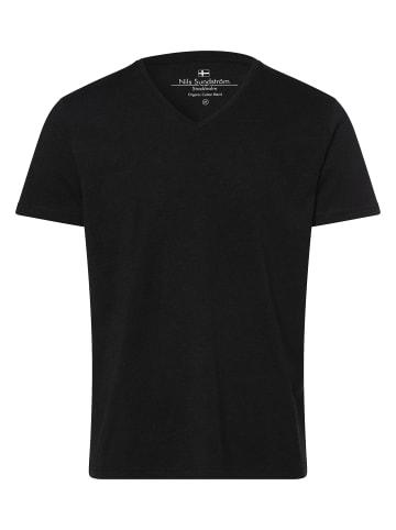 Nils Sundström T-Shirt in anthrazit