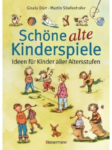 Bassermann Verlag Schöne alte Kinderspiele