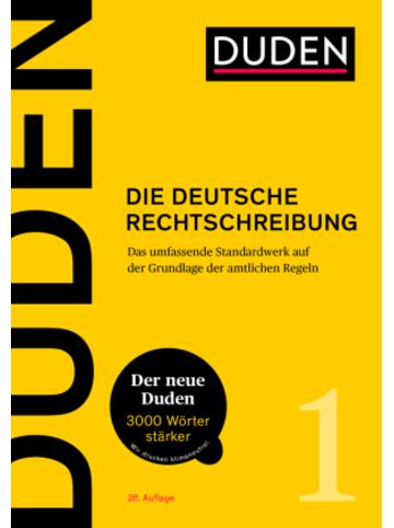 Bibliographisches Institut Duden - Die deutsche Rechtschreibung
