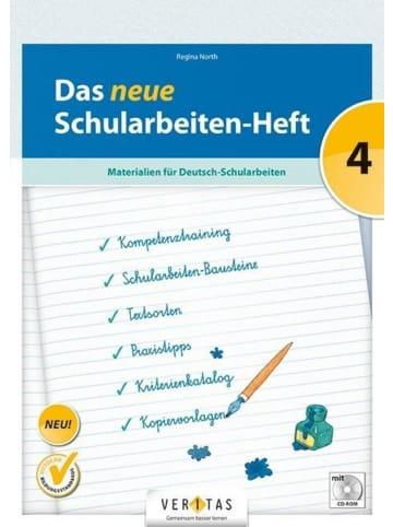 VERITAS Sprachlichter 4. Schuljahr. Das neue Schularbeiten-Heft | Materialien für...