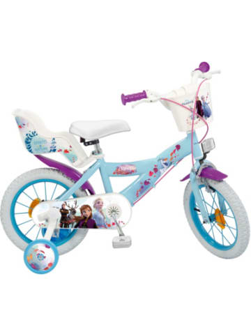 Toimsa Bikes Fahrrad Disney Eiskönigin II 14 Zoll