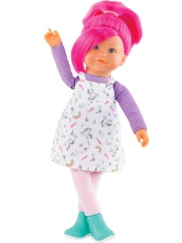 Corolle Rainbow Doll Nephelie mit zartem Vanilleduft mit Schlenkerbeinen 40cm