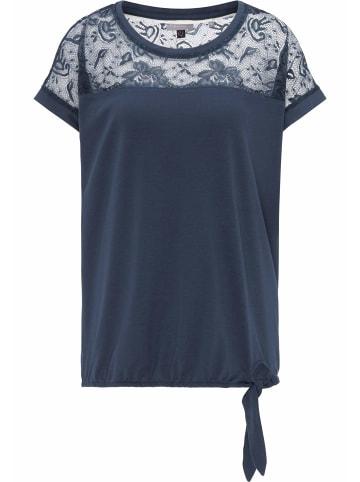 Broadway Rundhals T-Shirt in uni