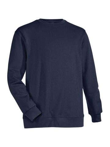 Expand Herren Arbeits Sweatshirt in marine