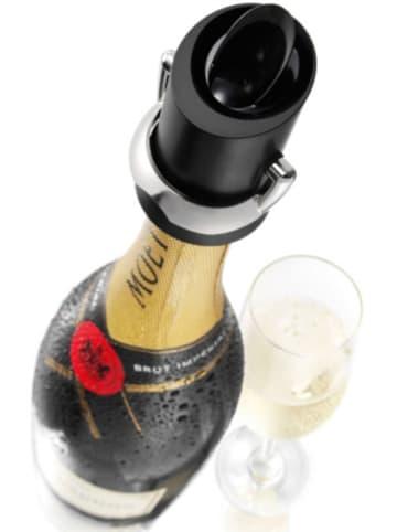 Vacu Vin Champagner- & Sekt-Verschluss mit Ausgiesser
