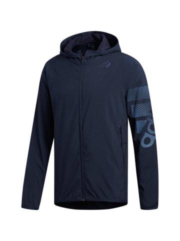 Adidas Jacke Essentials in Dunkelblau