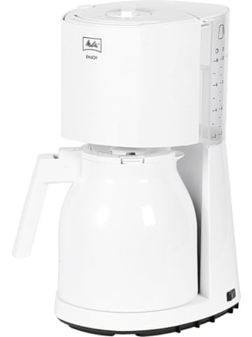 Melitta Kaffeeautomat für 10 Tassen inkl. Thermokanne, 1l, 1.000Watt