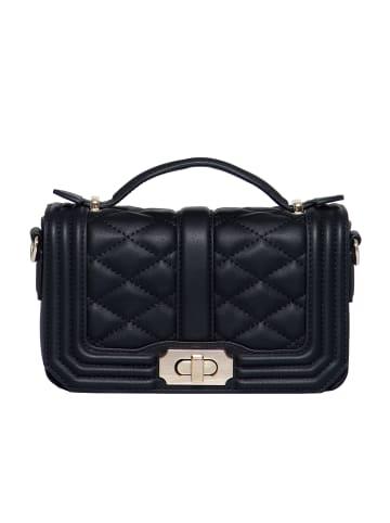 Pyato Pyato PYATO Abendtasche im modischen Design in schwarz