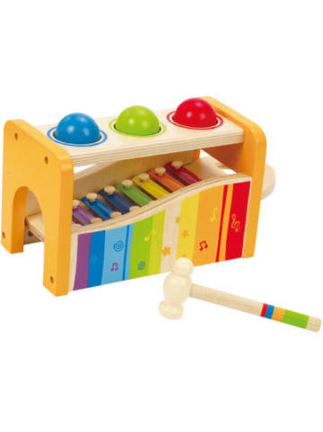 Hape Toys Xylophon und Hammerspiel
