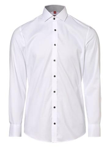 Finshley & Harding London Hemd Dexter in weiß