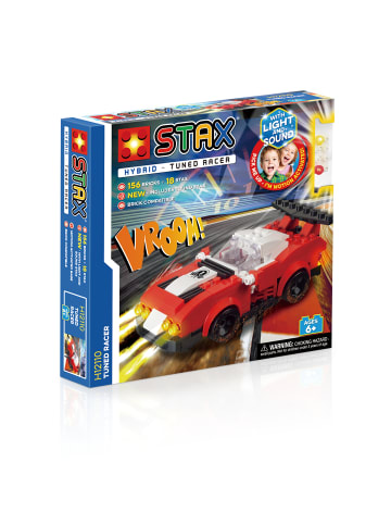 "STAX LED-Bausteine ""HYBRID Tuned Racer"" in Bunt"
