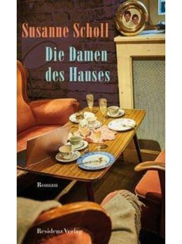 Residenz Die Damen des Hauses | Roman
