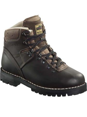 MEINDL Schuhe Ortler in altbraun / nougat