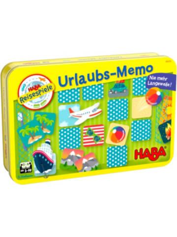 Haba 306054 Urlaubs-Memo, Reisespiel