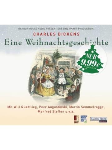 Random House Eine Weihnachtsgeschichte, 1 Audio-CD