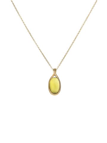 Carolin Stone Jewelry Ketten in Gold