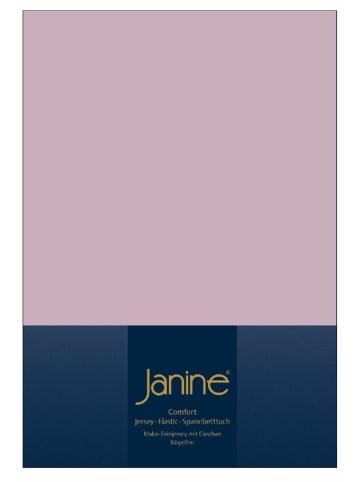Janine Spannbetttücher in Rosa