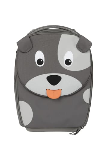 Affenzahn Kinderkoffer Kinderkoffer Hund in grau