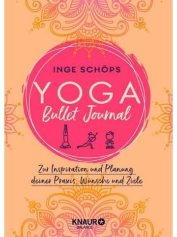 Droemer Yoga Bullet Journal