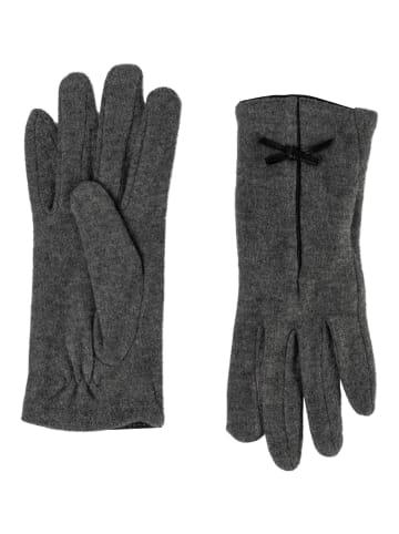 Six Handschuhe in grau