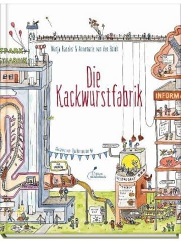 Klett Kinderbuch Die Kackwurstfabrik