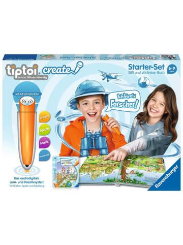 Tiptoi tiptoi® CREATE Starter-Set: Stift und Weltreise-Buch