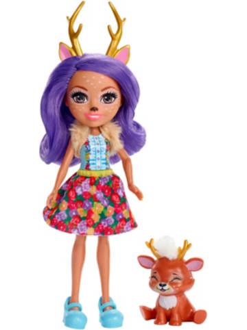 Mattel Enchantimals Danessa Deer & Sprint