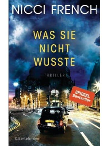 C. Bertelsmann Verlag Was sie nicht wusste