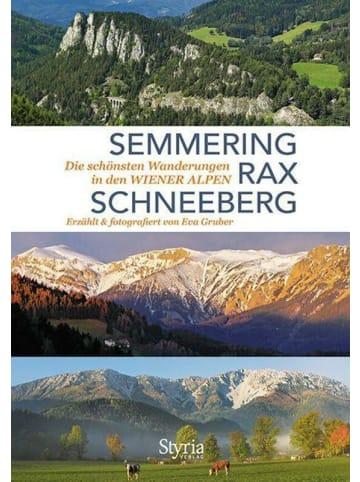 Styria Semmering, Rax und Schneeberg   Die schönsten Wanderungen in den Wiener Alpen