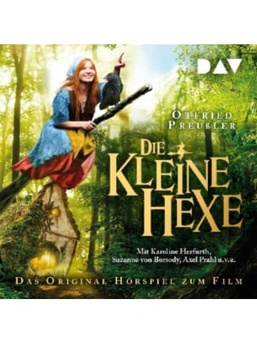 Der Audio Verlag Die kleine Hexe - Das Original-Hörspiel zum Film, 1 Audio-CD