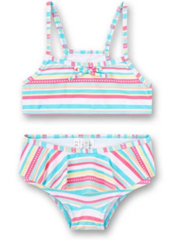 Sanetta Kinder Bikini mit UV Schutz 50+