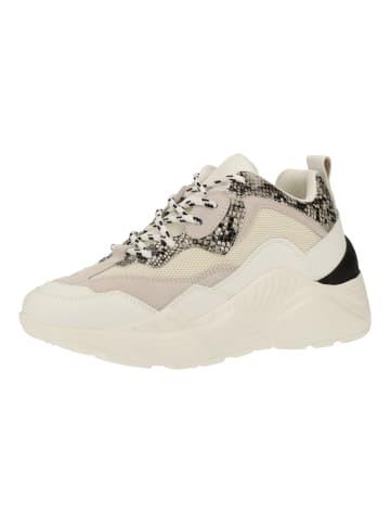 Steve Madden Sneaker in Weiß Kombi