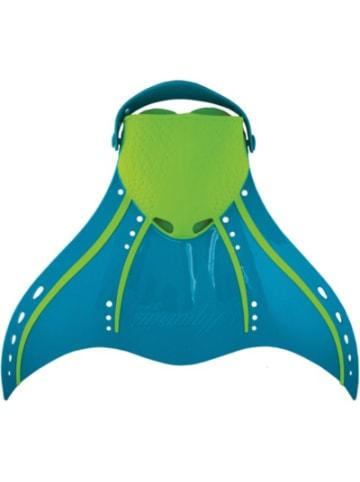 FINIS Meerjungfrauflosse Aquarius Fin Tropical Teal, blau/grün