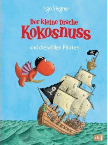 Cbj Verlag Der kleine Drache Kokosnuss und die wilden Piraten