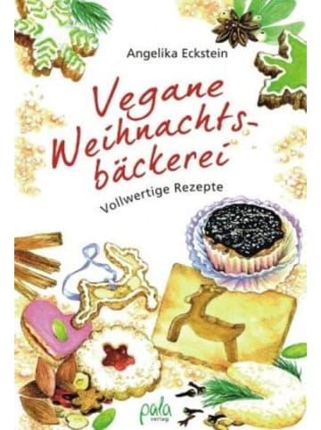 Pala Vegane Weihnachtsbäckerei