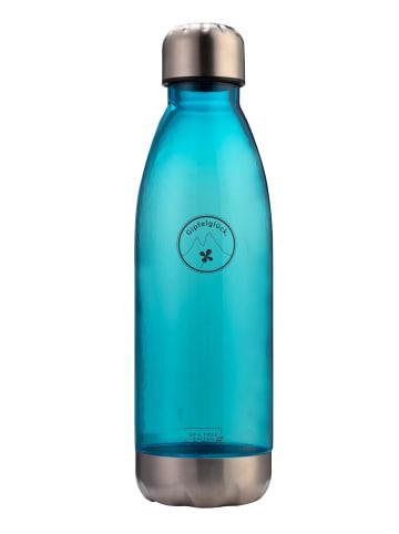 Gipfelglück Flasche Tritan Bottle in Blue