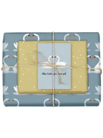 Dabelino Geschenkpapier-Set: Hochzeit