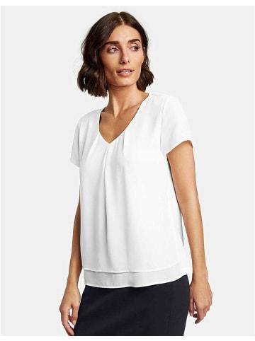 TAIFUN Blusenshirts in offwhite