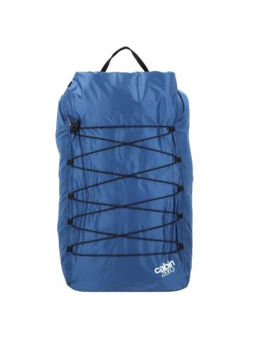 Cabinzero Companion Bags ADV Dry 30L Rucksack RFID 50 cm in atlantic blue