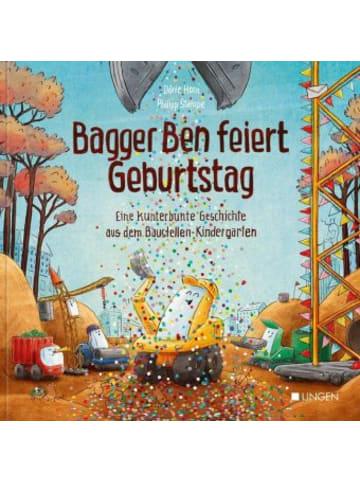 Lingen Verlag Bagger Ben feiert Geburtstag