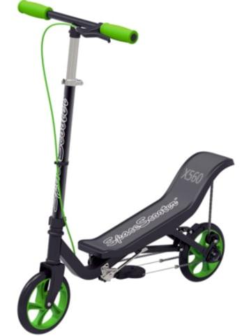 Space Scooter X 560 , grün