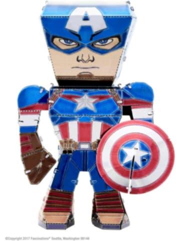 Captain America Metal Earth: Marvel Avengers Captain America Mini