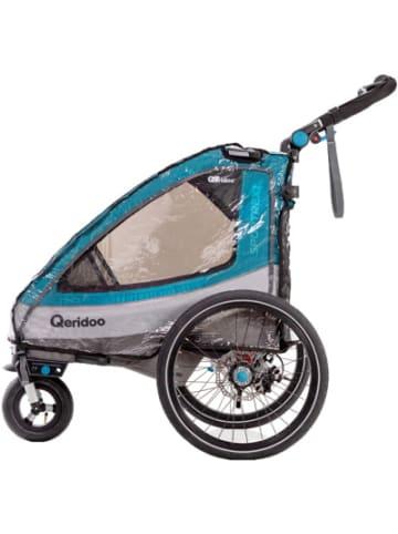 Qeridoo Regenverdeck für Sportrex1