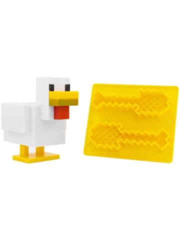Minecraft Minecraft Eierbecher und Toastschneider Chicken