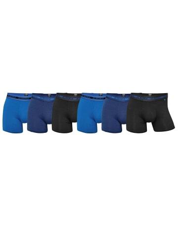 JBS Boxershort 6er Pack in Blau