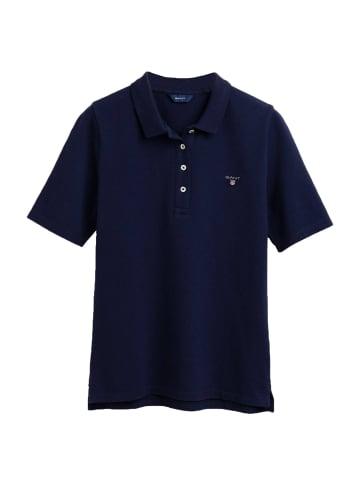 Gant Poloshirt in Blau