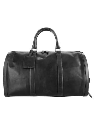 X-ZONE Reisetasche in schwarz